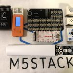 M5StickCでUIFlow入門 その7 Hatを使う(ENV,  SPK, PIPなど)