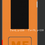 M5StickCでUIFlow入門 その5 加速度計とグラフィック