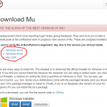 M5StickCとMuエディタを使ったMicroPython開発