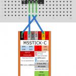 M5StickC(ESP32)による「ELEGOO Arduino用UNO R3スターターキット」を利用したArduino入門 その9 DHT11 温度湿度センサー