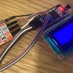 M5StickC(ESP32)による「ELEGOO Arduino用UNO R3スターターキット」を利用したArduino入門 その12 LCDDisplay
