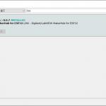 ESP32でLINX for LabVIEW入門 その1 環境構築とLチカ