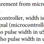 M5StickC(ESP32)による「ELEGOO Arduino用UNO R3スターターキット」を利用したArduino入門 その8 超音波センサモジュール