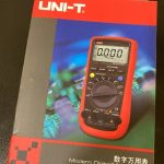 UNI-T UT61E シリアル出力付きデジタルマルチメーター
