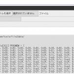 ESP32+Arduino IDEでバイナリをコンパイル時に埋め込む